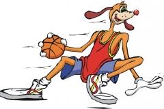 cartoon-animals-basketball-dog